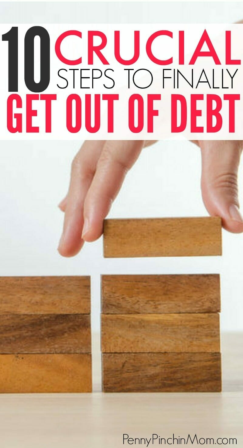 getting out of debt fast