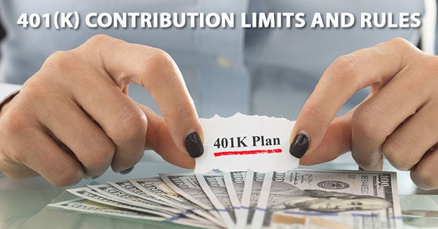 401(k) contribution limits and rules