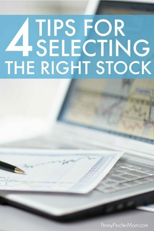 how to pick the right stock
