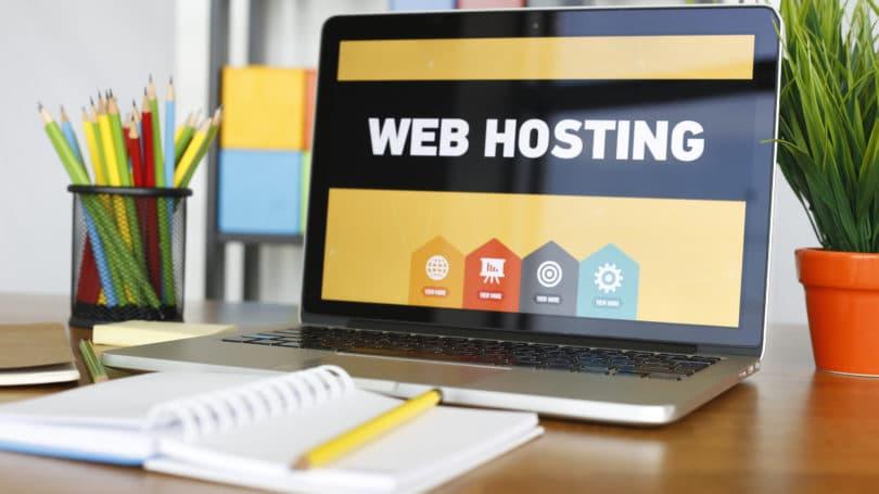 Web Hosting Laptop Desk