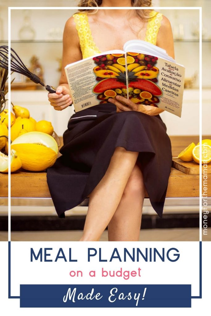 meal planning on a budget made easy