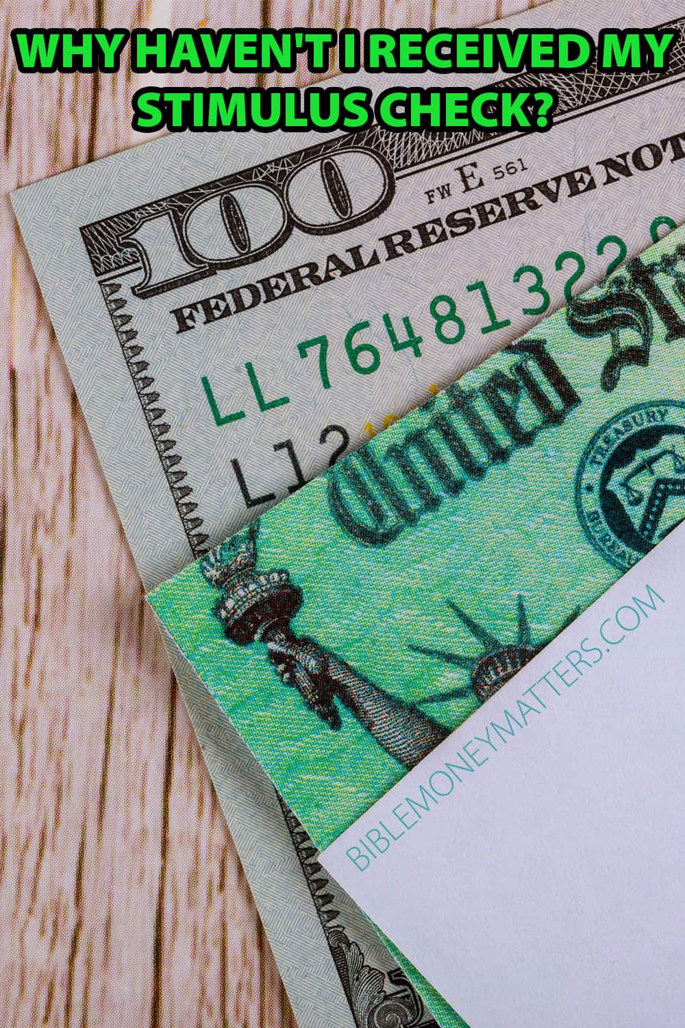 Why Haven't I Received My Stimulus Check? Steps To Get Your Economic Impact Payment
